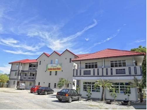 Penarak Bamboo Beach Motel - dream vacation