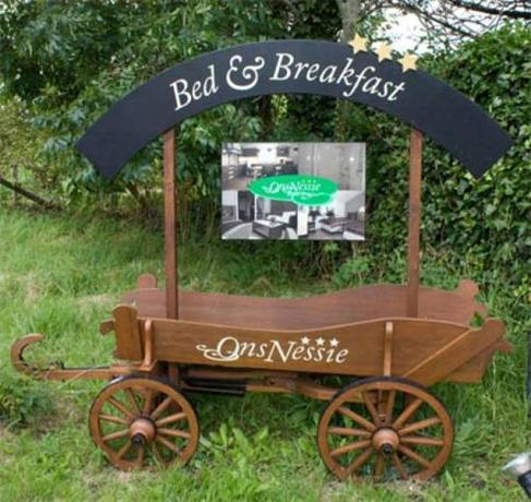 Bed and Breakfast Ons Nessie - dream vacation