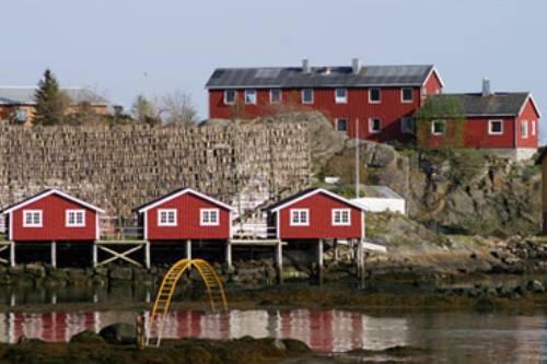 Kunstnerhuset Lofoten - dream vacation