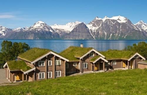 Lyngen Lodge - dream vacation