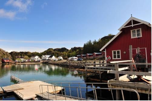 Sandvika Fjord- og Sjohuscamping - dream vacation