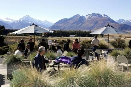 Glentanner Park Centre Mount Cook - dream vacation