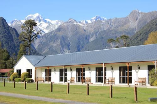 ASURE Mt Cook View Motel - dream vacation