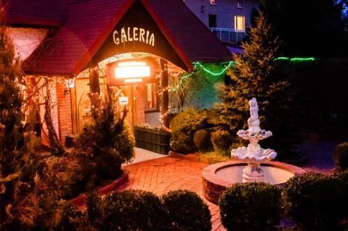 Hotelik Galeria - dream vacation