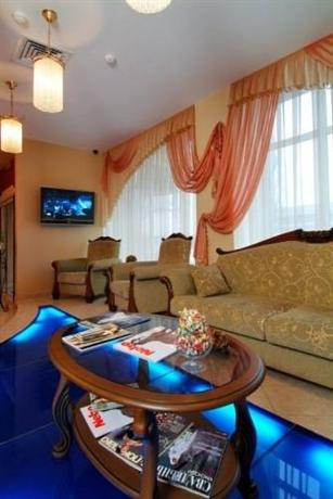 Oasis Hotel Krasnodar - dream vacation