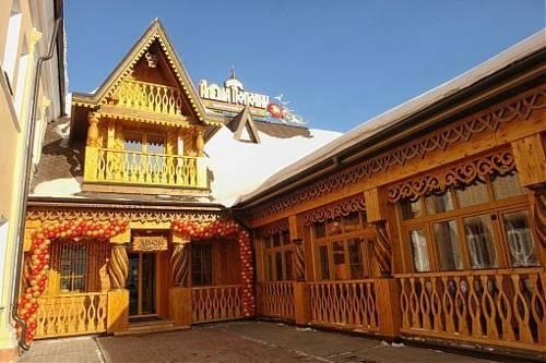 Alesha Popovitch Dvor - dream vacation