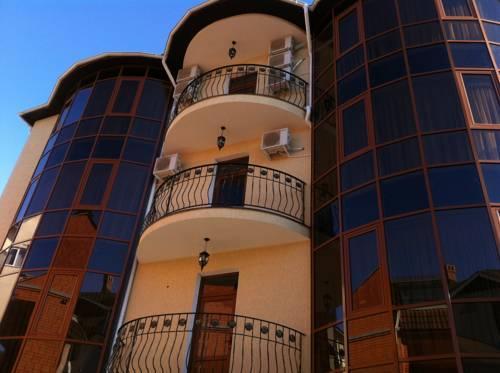 Отель Золотой Дом