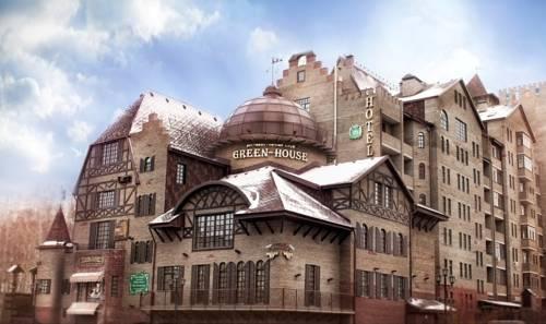 Green House Hotel Tyumen