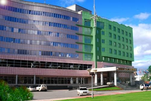 Отель Пасифик Плаза Сахалин