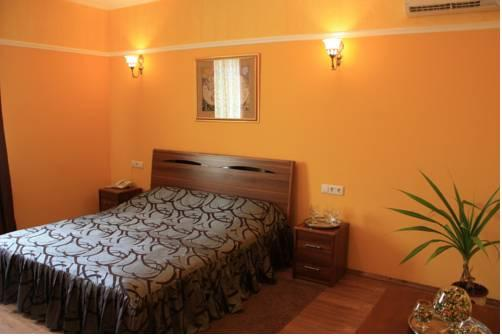 Vokrug Sveta Hotel - dream vacation