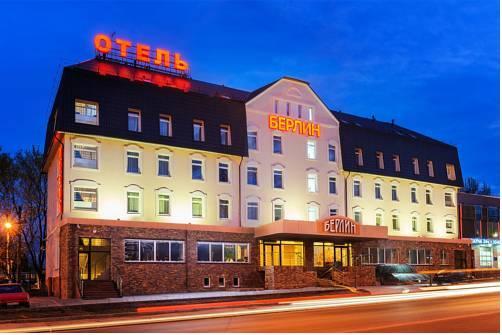 Berlin Hotel Kaliningrad - dream vacation