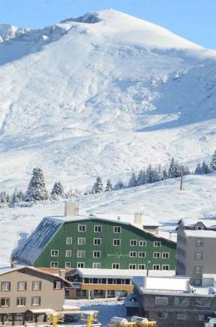 Hotel Genc Yazici - dream vacation