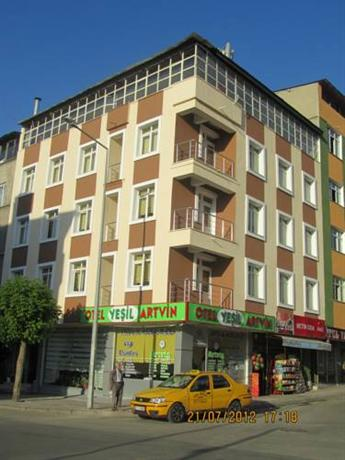Hotel Yesil Artvin - dream vacation