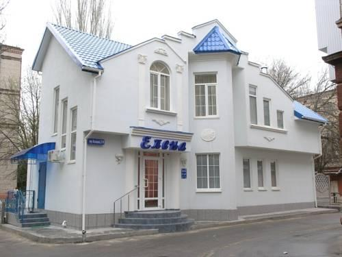 Hotel Elena Kherson - dream vacation