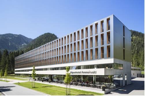 BMW Alpenhotel Ammerwald - dream vacation