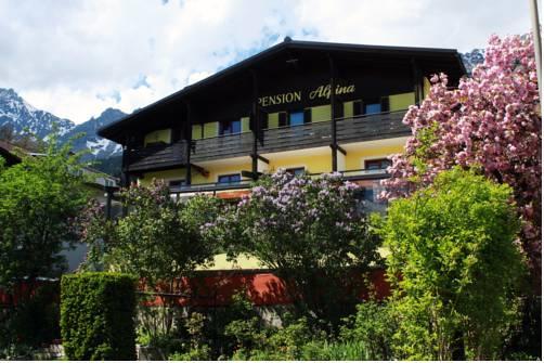 Cafe Pension Alpina - dream vacation
