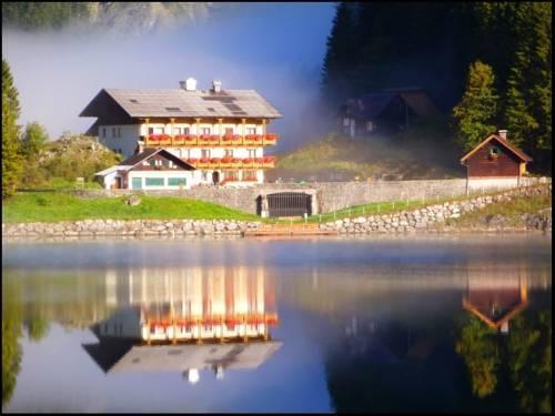 Gasthof Gosausee - dream vacation