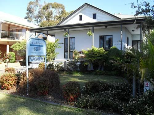 Sanddancers Bed and Breakfast in Jervis Bay
