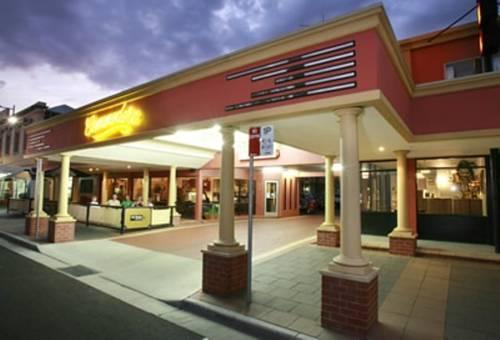Albury Commodore Motor Inn