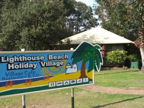 Lighthouse Beach Holiday Village