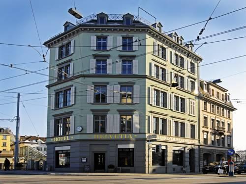 Hotel Helvetia Zurich - Zurich -