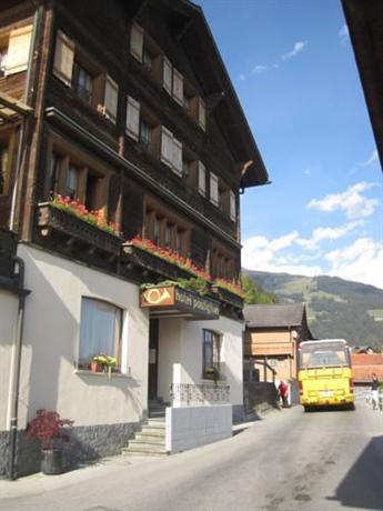 Hotel Postigliun Andiast - dream vacation