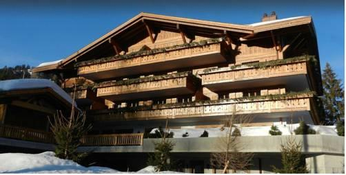 Hotel des Alpes by Bruno Kernen - dream vacation
