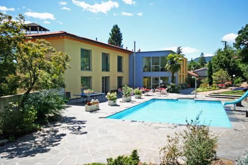 Youth Hostel Lugano Savosa - dream vacation