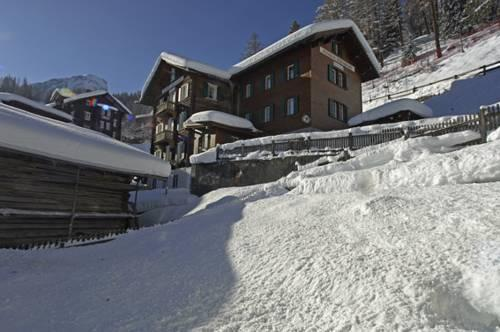 Pension Weisshorn - dream vacation