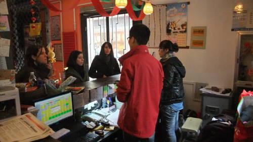 Ho Fang International Youth Hostel - dream vacation