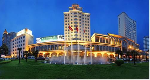Guomao Hotel - dream vacation