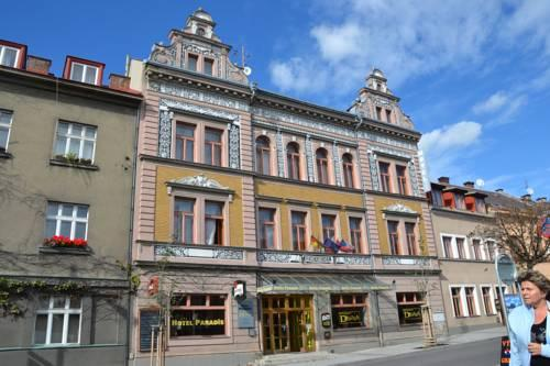 Hotel Paradis Turnov - dream vacation