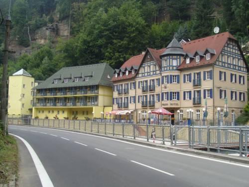 Hotel Praha Hrensko - dream vacation