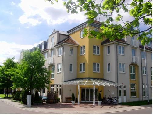 Achat Hotel Leipzig - dream vacation