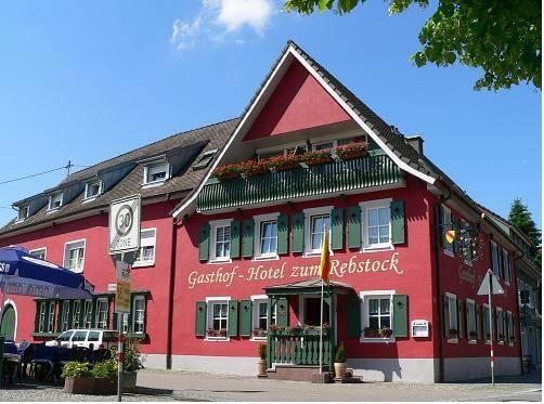 Gasthaus Hotel Rebstock - Malterdingen -