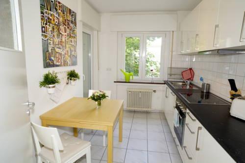 Wohlfuhl-Apartment Gartenstr 26 - dream vacation