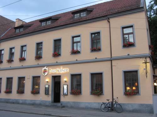 Zum Ochsen Augsburg - dream vacation