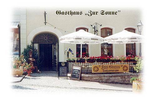 Gasthaus Zur Sonne Schwarzenberg - dream vacation