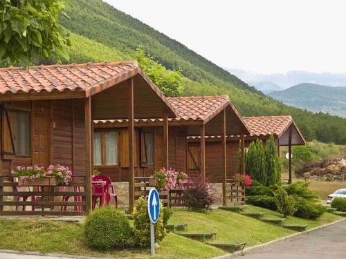 Camping Valle de Tena - Sabiñánigo -