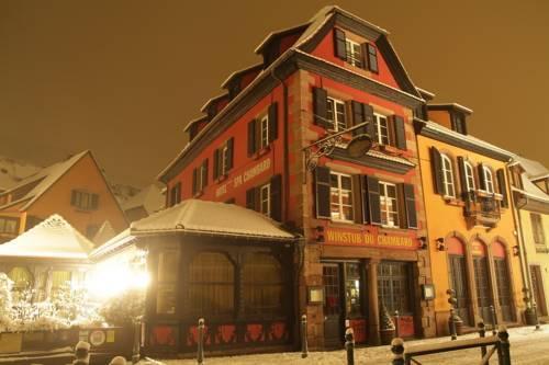 H tel chambard kaysersberg comparez les offres for Hotels kaysersberg
