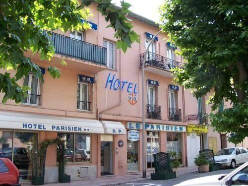 Hotel Parisien Menton - Menton -