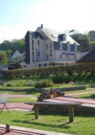 Hotel Des Bains Veulettes-sur-Mer - dream vacation