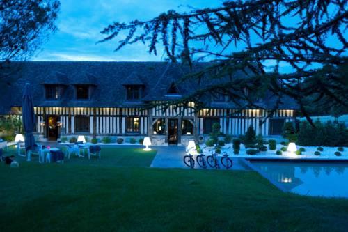 La Chaumiere Hotel Honfleur - dream vacation