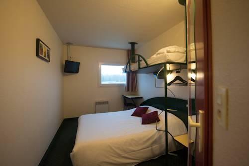 Hotel Mister Bed Berck Rang-du-Fliers - dream vacation