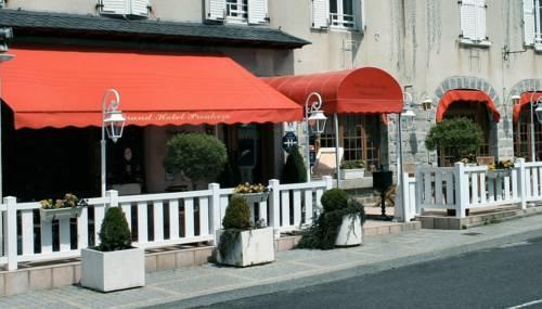 Grand Hotel Prouheze Aumont-Aubrac - dream vacation