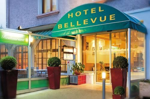 Hôtel Restaurant Bellevue Annecy - Annecy -