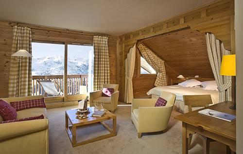 Le Yeti Hotel Les Allues
