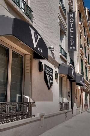 Hôtel Donjon Vincennes (France) - Vincennes -