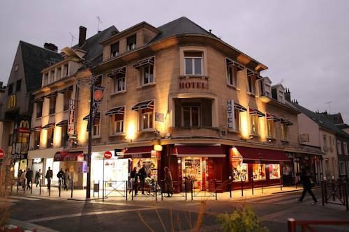 Hotel du Cygne Beauvais - dream vacation