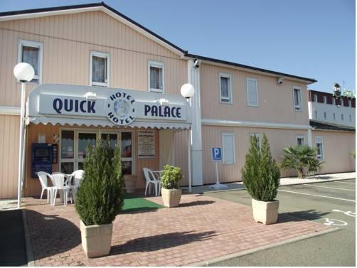 Hotel Quick Palace Le Mans Saint-Saturnin - dream vacation